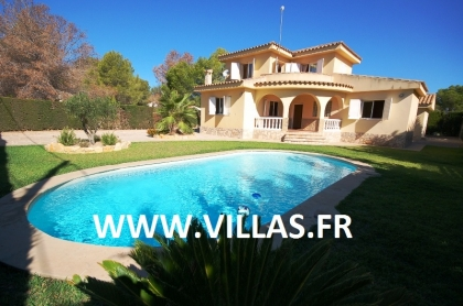 Location villa  piscine GX ESTREL 2