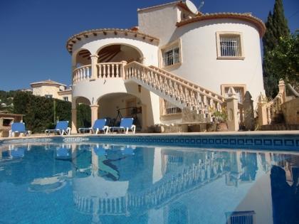 Location villa piscine benissa 4 personnes vm ambi for Maison a louer avec piscine en espagne