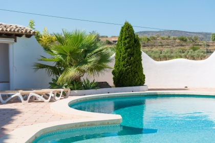 Location villa  piscine OL PUSE 2