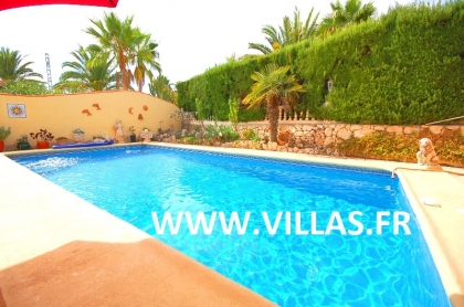 Location villa  piscine VM LUCAS 2