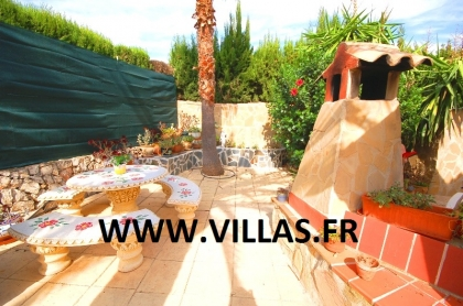 Location villa  piscine VM LUCAS 7