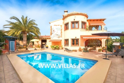 Location villa  piscine VM LUCAS 1
