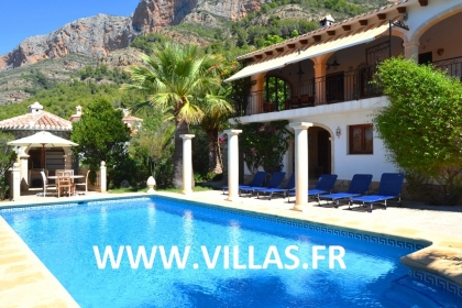 Location villa  piscine WB JELA 1