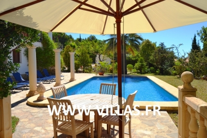 Location villa  piscine WB JELA 2