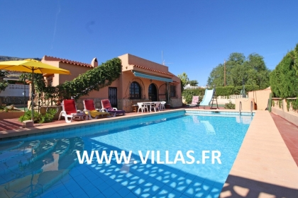 Location villa  piscine CC VAZ 1