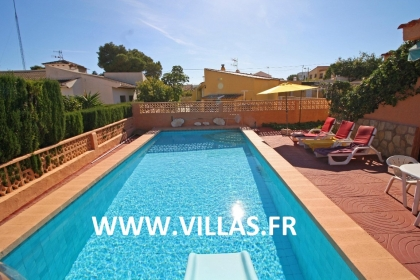 Location villa  piscine CC VAZ 3