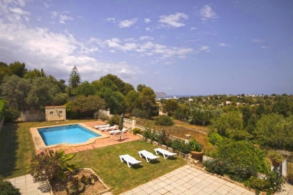Location villa  piscine AG8-ELBA 7