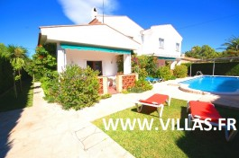Location villa DV DENIS