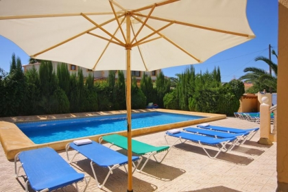 Location villa  piscine OL SENI 4