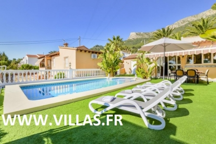 Location villa  piscine OL NACA 1
