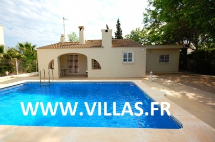 Location villa  piscine GX DAVE 2