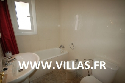 Location villa  piscine GX DAVE 21