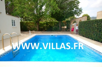Location villa  piscine GX DAVE 3