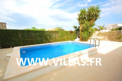 Location villa  piscine GX DAVE 4