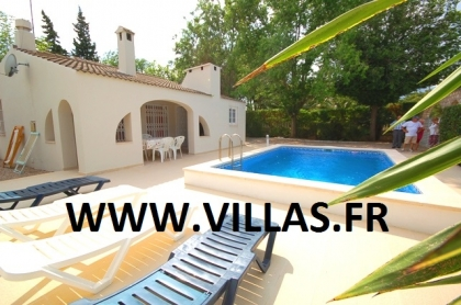 Location villa  piscine GX DAVE 5