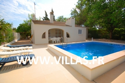 Location villa  piscine GX DAVE 1