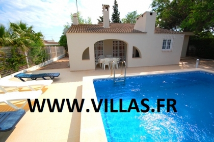 Location villa  piscine GX DAVE 6