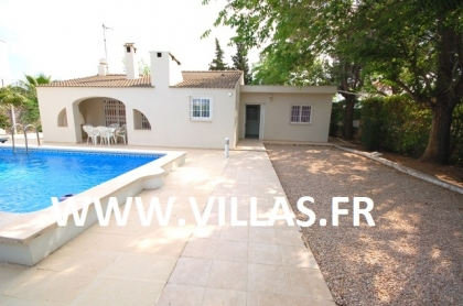Location villa  piscine GX DAVE 7