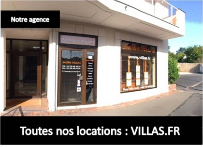 Location villa  piscine OL ENCAN 32