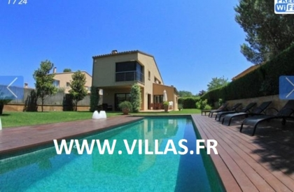Location villa  piscine CV STAR 1