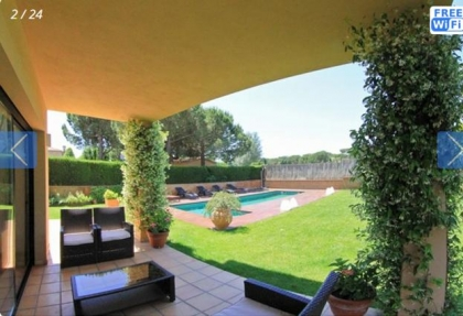 Location villa  piscine CV STAR 4