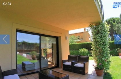 Location villa  piscine CV STAR 9