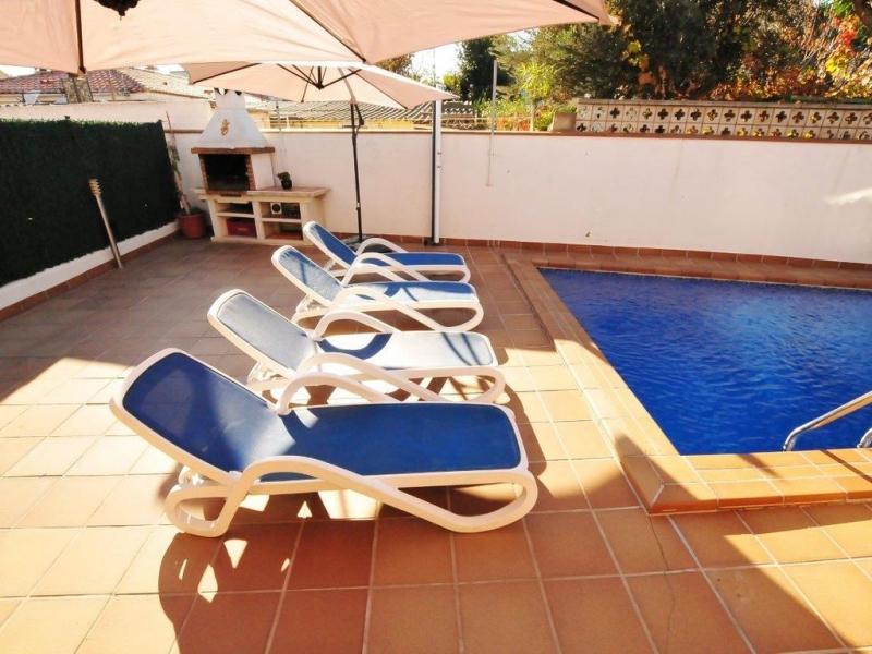 location villa piscine arenys de mar 10 personnes