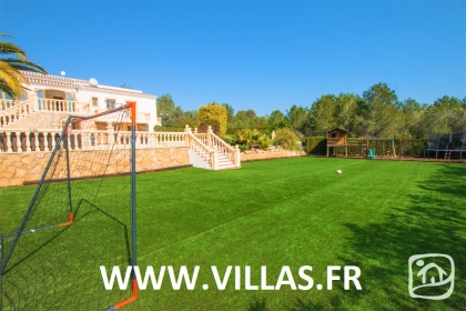 Location villa  piscine AB FOOT 4