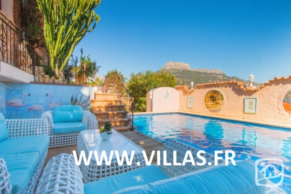 Location villa  piscine AB CHILL 5