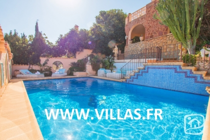 Location villa  piscine AB CHILL 6