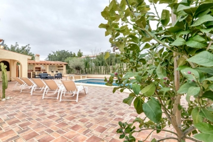 Location villa  piscine OL EBRONA 5