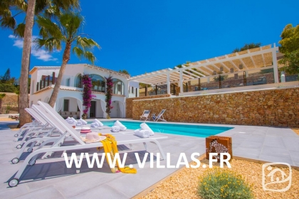 Location villa  piscine AB PALMIER 2