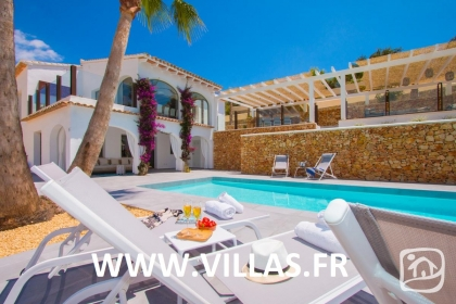 Location villa  piscine AB PALMIER 4
