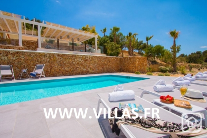 Location villa  piscine AB PALMIER 3