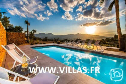 Location villa  piscine AB PALMIER 5