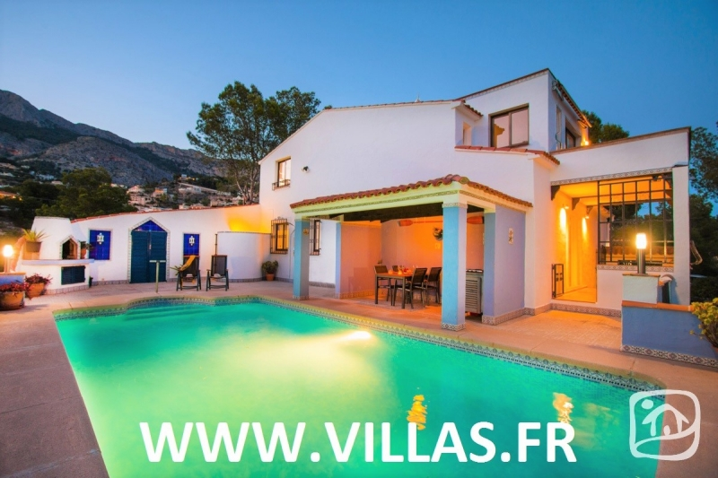 Rental Villa Swimming Pool AB GALE 1