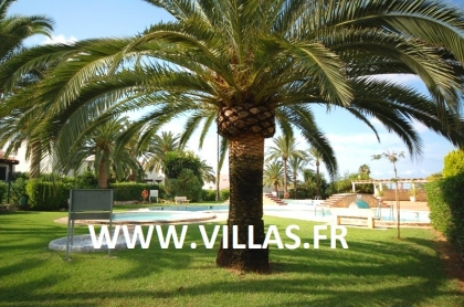 Location villa  piscine AS SAN VICE 4