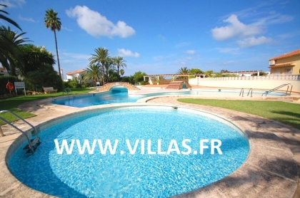 Location villa  piscine AS SAN VICE 1