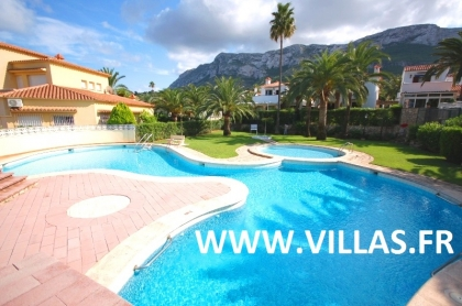 Location villa  piscine AS SAN VICE 2