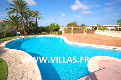 Location villa  piscine AS SAN VICE 3