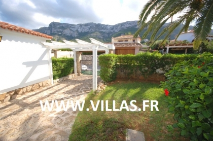 Location villa  piscine AS SAN VICE 6