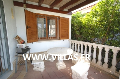 Location villa  piscine AS SAN VICE 8