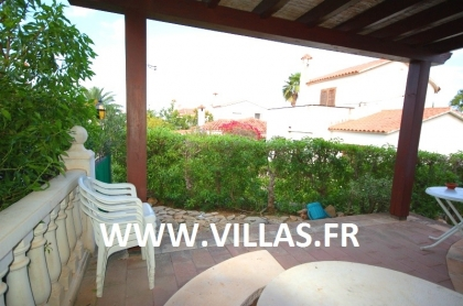 Location villa  piscine AS SAN VICE 7