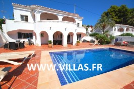 Location villa VM THIA