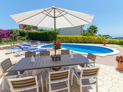 Location villa  piscine CV ELYSI 6
