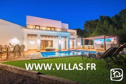 Location villa  piscine AB WATER 1