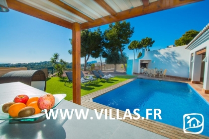 Location villa  piscine AB WATER 4