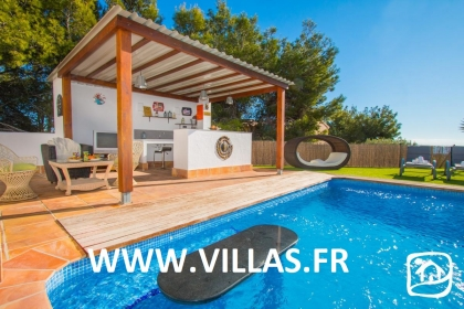 Location villa  piscine AB WATER 3
