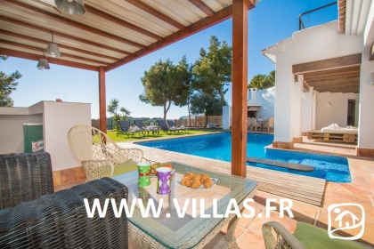 Location villa  piscine AB WATER 5