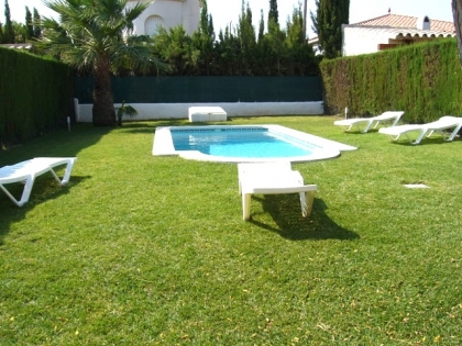 Location villa  piscine CP ELISABETH 9